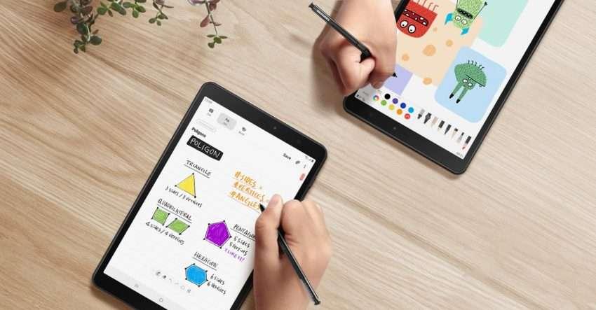 صورة سامسونج تكشف رسميا عن التابلت Galaxy Tab A 8.0 2019
