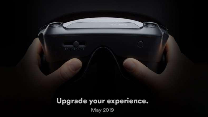 صورة نظارة الواقع الافتراضي Valve Index قادمة في مايو 2019