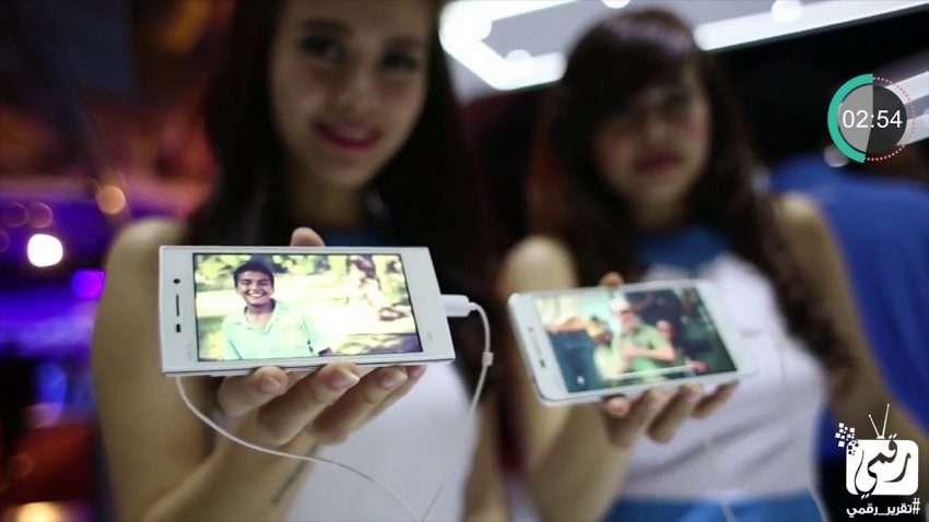 صورة أفضل الهواتف الذكية في العالم تأتي من الصين، وسامسونج وأبل تواصلان التراجع