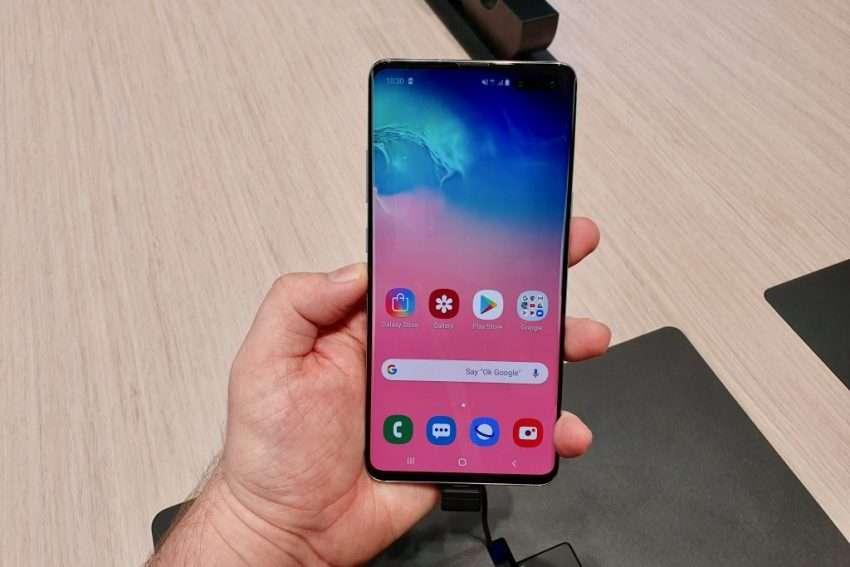 سامسونج تكشف رسمياً عن موعد توفر هاتف Galaxy S10 5G