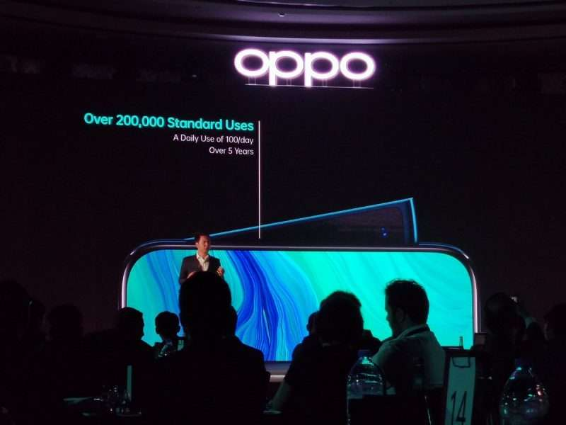 صورة اوبو تعلن عن هاتفها Oppo Reno 10x Zoom و Oppo reno في الشرق الأوسط