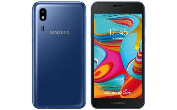 سامسونج تطلق هاتفها Samsung Galaxy A2 في الهند