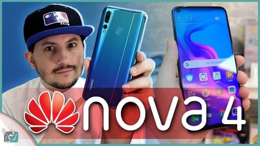 صورة هواوي نوفا 4 – Huawei Nova 4 | معاينة الهاتف | المنافس الشرس للجالكسي A8s