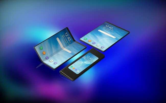 سامسونج تبدأ باستقبال طلبات بيع هاتف Galaxy Fold القابل للطي
