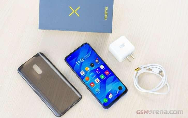 صورة ريلمي تعلن عن هاتفها الجديد ريلمي اكس – Realme X