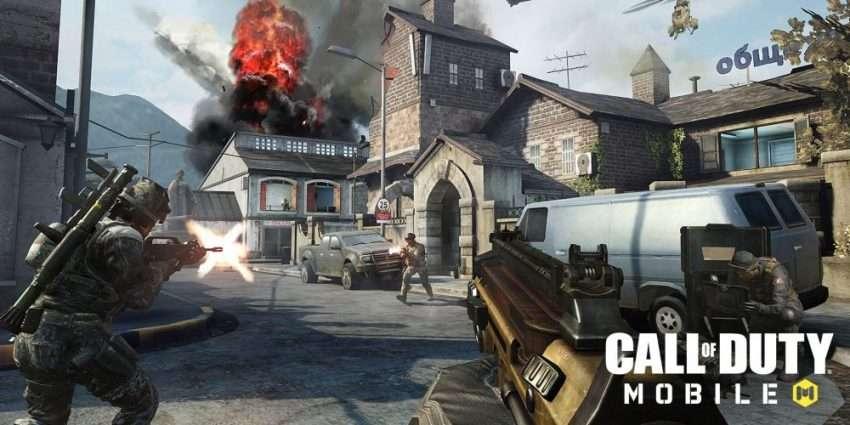 صورة لعبة Call of Duty Mobile بدأت بالتوفر للاندرويد و iOS