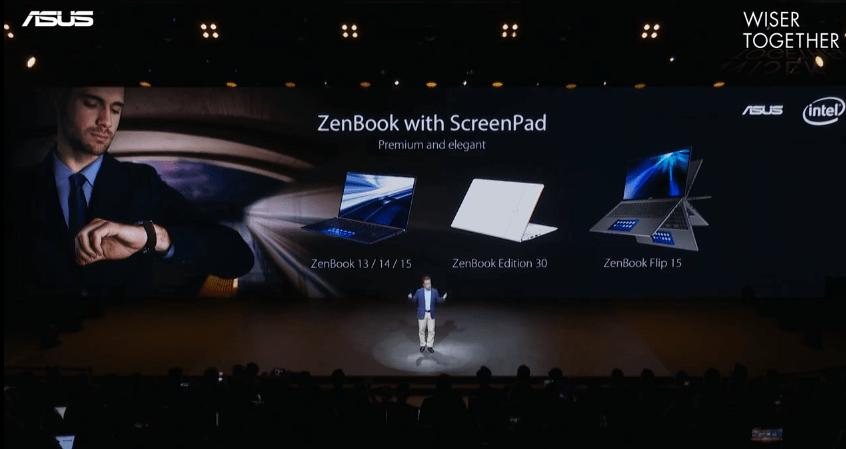 اسوس تعلن عن أجهزة اللابتوب Asus ZenBook 13 و ZenBook 14 و ZenBook 15