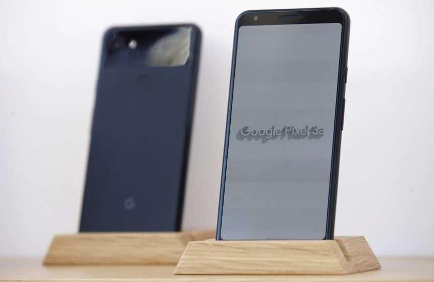 صورة مشكلة جديدة في هواتف جوجل الجديدة 3a و 3a XL