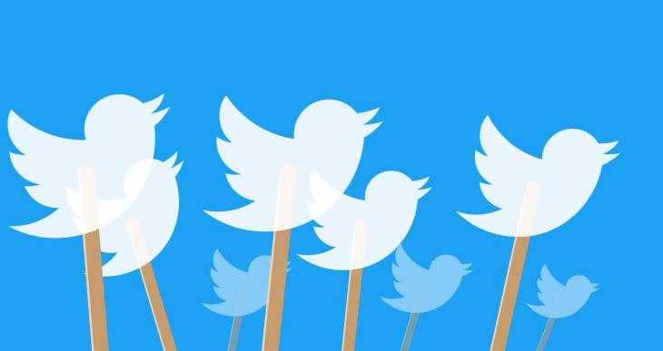 صورة تحديث جديد في تويتر يجلب ميزة إضافة الصور والـGif في الاقتباس