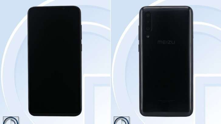 صورة ظهور هاتف Meizu 16X على منصة الاختبارات TENAA