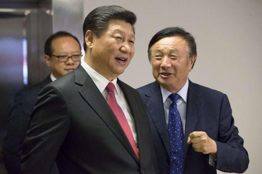 صورة هواوي: نحن أول ما سيعترض لو فكرت الصين بالانتقام من ابل | وعودة ميت 20 برو