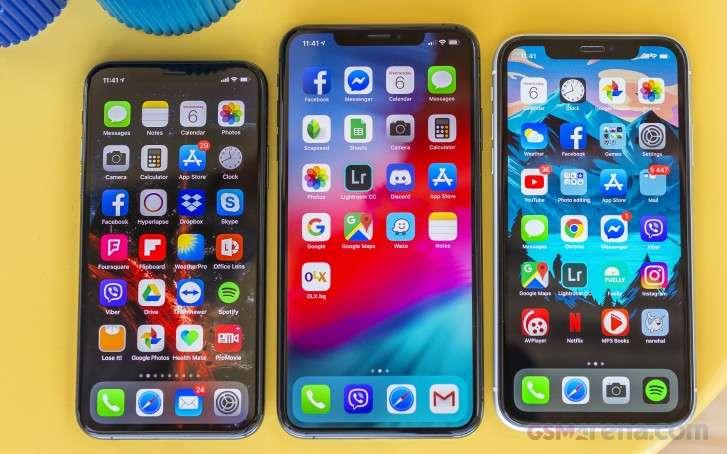 صورة تسريبات مثيرة عن هواتف آبل 2020