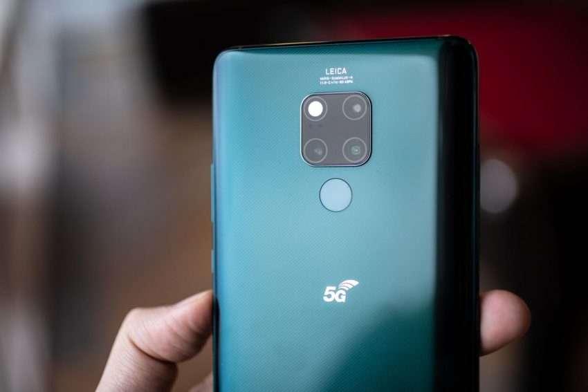 صورة هواوي تستعد لاطلاق أول هاتف بتقنية 5G في الصين