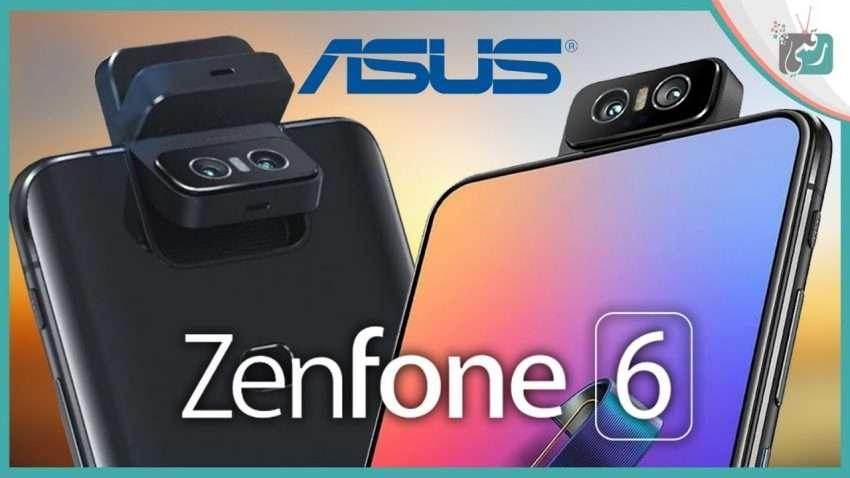 اسوس زين فون 6 - Asus ZenFone 6 | بكاميرا دوارة لمنافسة جالكسي A80