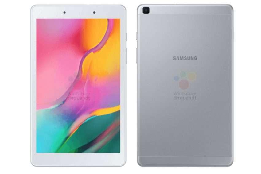 صورة تسريب مواصفات تابلت سامسونج الجديد Galaxy Tab A8