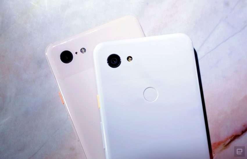 Google Pixel تشهد تحسنًا في مبيعاتها في الربع الثاني لعام 2019