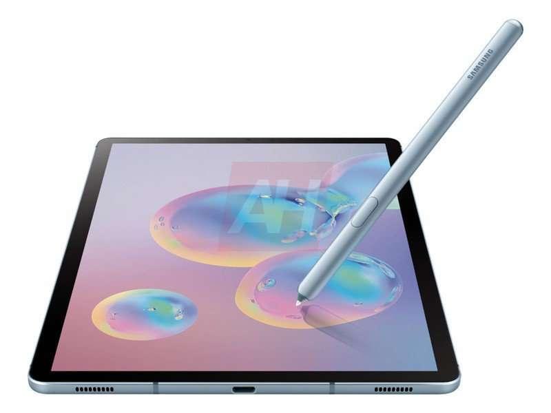 صورة الكشف عن بعض مواصفات Galaxy Tab S6