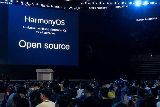صورة هواوي تعلن رسميًا عن نظام تشغيلها الخاص Harmony OS