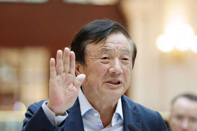 رين تشينج مؤسس هواوي