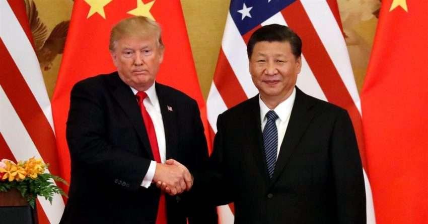 دونالد ترامب والصين