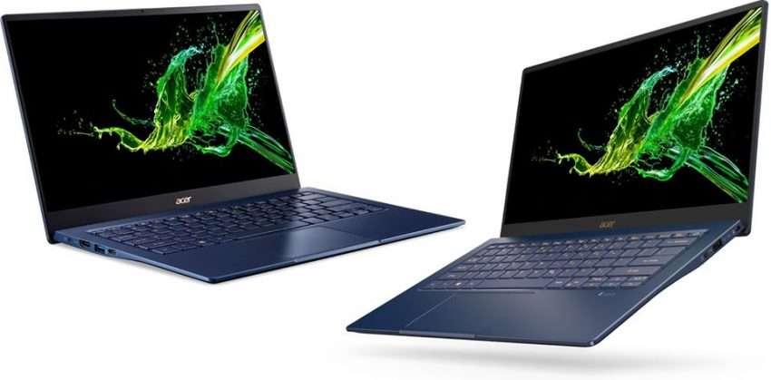 صورة ايسر سويفت 5 – Acer Swift 5 | السعر والمواصفات