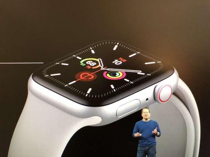 صورة ابل واتش 5 – Apple Watch 5 | السعر والمواصفات رسميًا