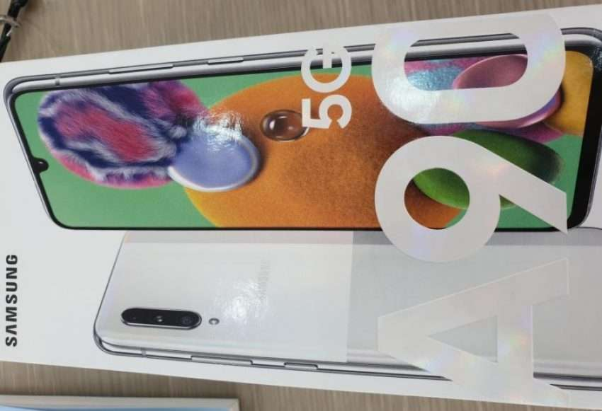 صورة جالكسي اى 90 – Galaxy A90 | المواصفات الكاملة