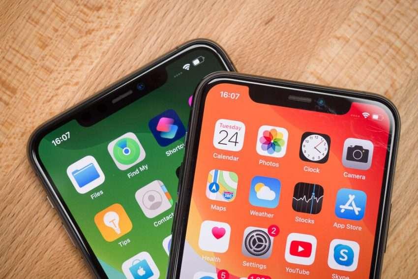 صورة ايفون 2020 iPhone | آبل تعمل على تصاميم مختلفة