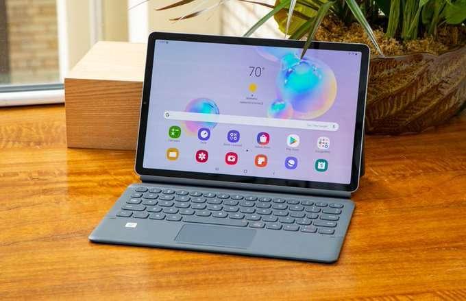 صورة جالكسي تاب اس 6 – Galaxy Tab S6 | سيكون أول تابلت يدعم 5G