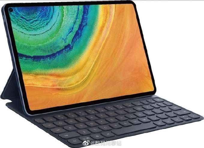 صورة هواوي ميت باد برو – Huawei MatePad Pro | يظهر في صور حقيقية