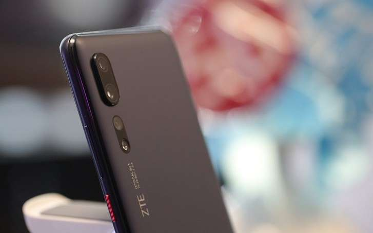 صورة ZTE AXON 10S PRO 5G   أول هاتف بمعالج سنابدراجون 865