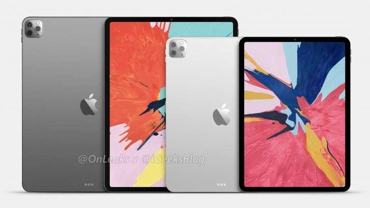 صورة ايباد برو 2020 iPad Pro | أطراف نحيفة وكاميرا خلفية ثلاثية