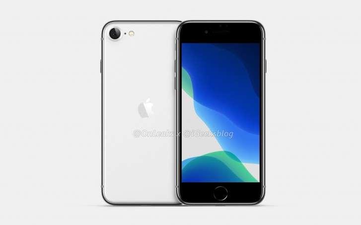 صورة ايفون 9 iPhone | آبل تبدأ التصنيع الشهر القادم والإعلان في مارس