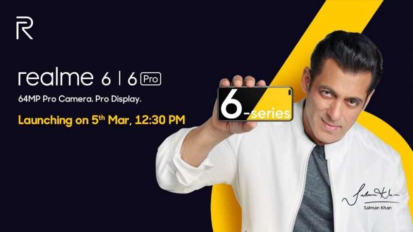 صورة ريلمي 6 – Realme 6 | ريلمي تحدد موع الإعلان عن الهاتف