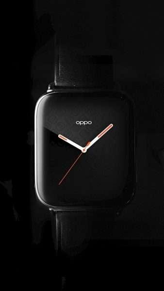 صورة الكشف عن صورة جديدة من ساعة اوبو