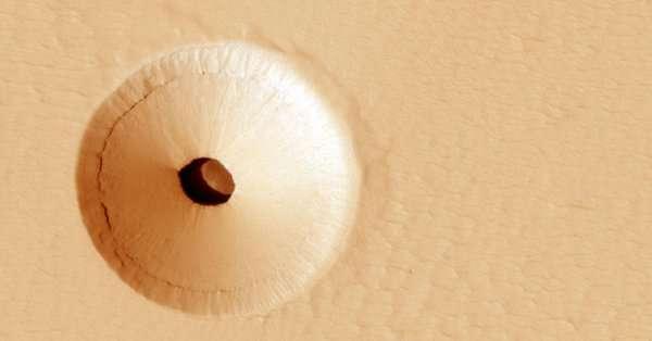 صورة ناسا تنشر صورًا عالية الدقة لكوكب المريخ