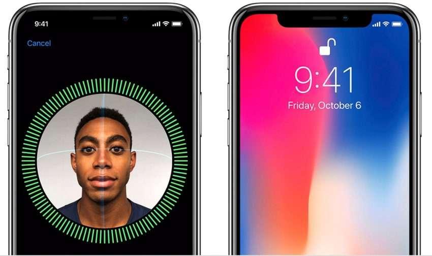 صورة تحديث iOS 13.5 لتخطي بصمة الوجه أثناء ارتداء القناع