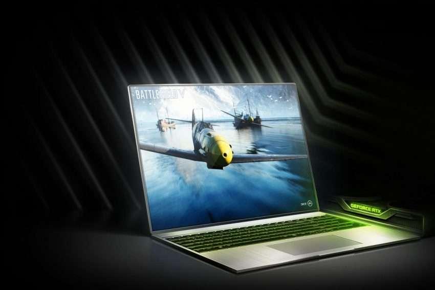 صورة NVIDIA تدعم أكثر من 100 لابتوب جديد