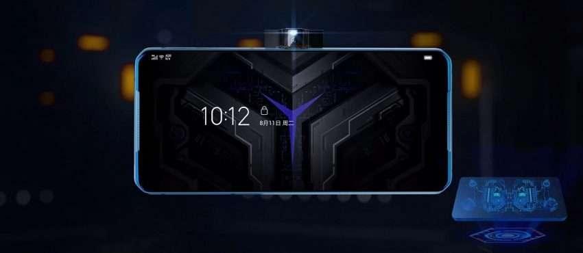 صورة لينوفو ليجن – Lenovo Legion للألعاب | بكاميرا جانبية منبثقة