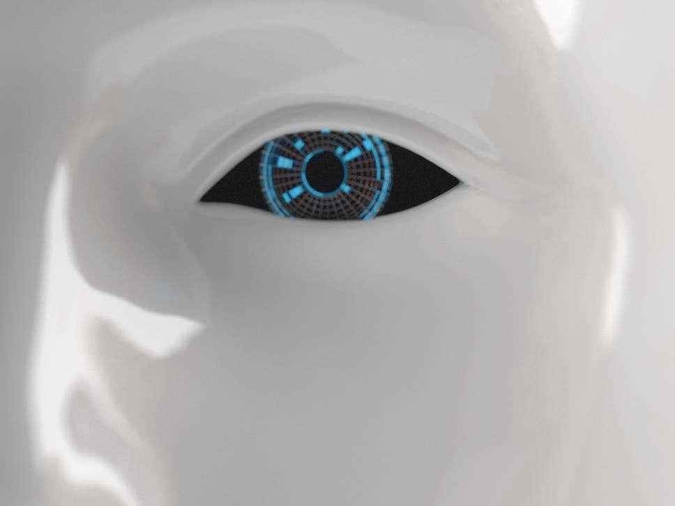 صورة علماء يبتكرون عين إلكترونية تحاكي العين البشرية