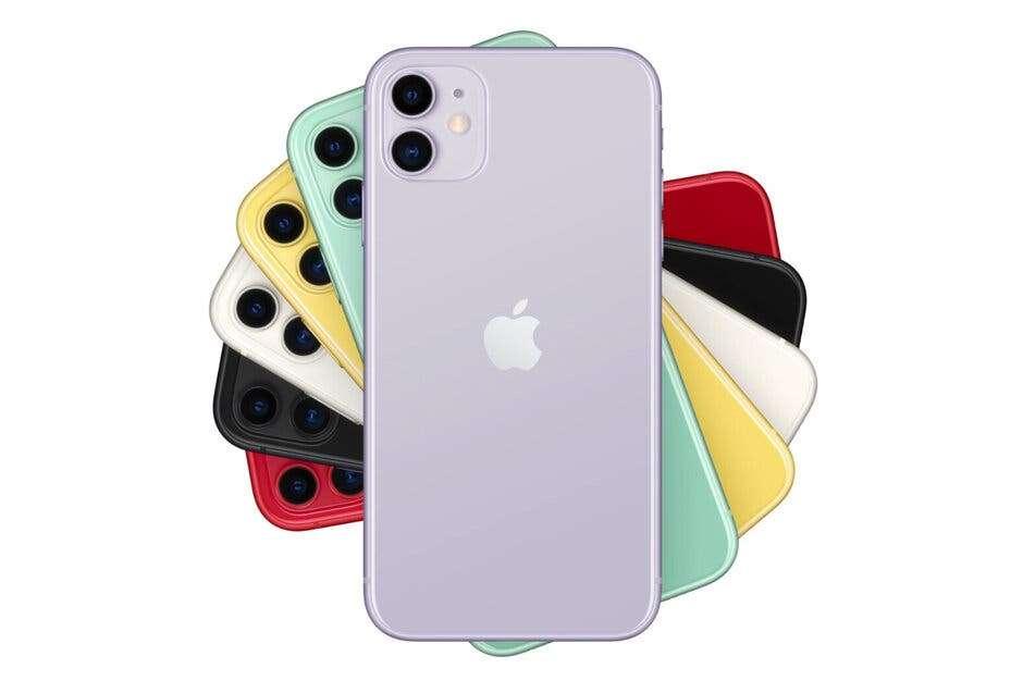 صورة أين ايفون 11 ؟ قائمة أكثر الهواتف شيوعًا في الربع الأول لعام 2020