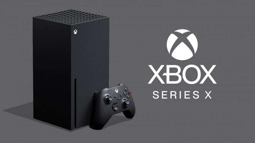 صورة الكشف عن القائمة الأولية لألعاب Xbox Series X