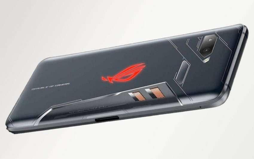 صورة اسوس روج فون 3 Asus Rog Phone | ظهور بعض مواصفات الهاتف