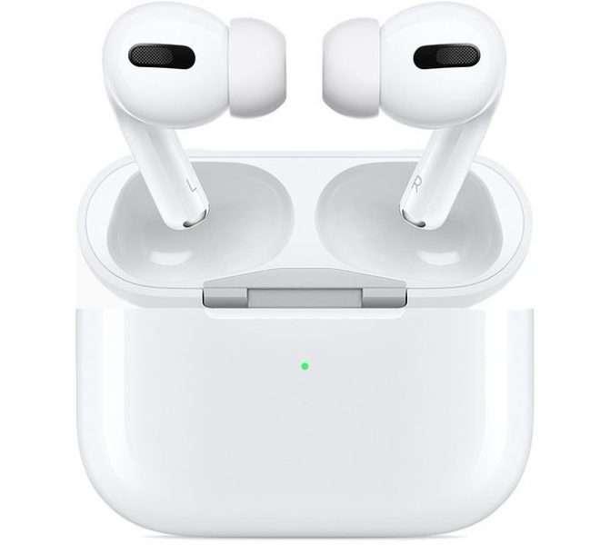 صورة نظام iOS يحتوي على ميزة لإطالة عمر سماعات AirPods