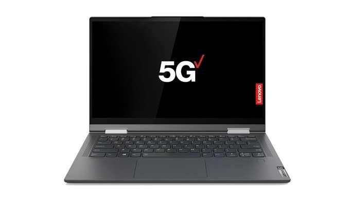 صورة لينوفو فلكس 5G | أول حاسوب في العالم يدعم الجيل الخامس