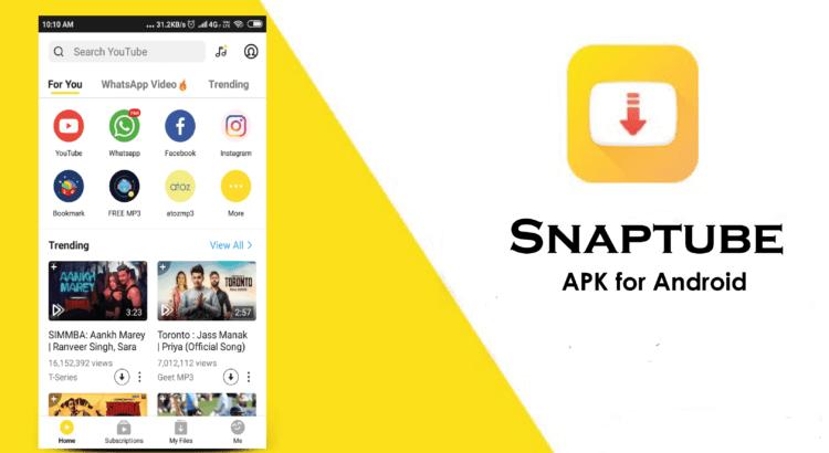 صورة إحذر.. SnapTube من أخطر التطبيقات