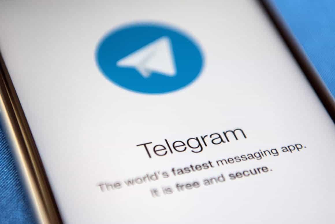 صورة بدء ظهور ميزة مكالمات الفيديو في تطبيق تيليجرام لنظام iOS