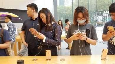 Photo of ابل تصبح الشركة الأسرع نموًا للهواتف الذكية في الصين