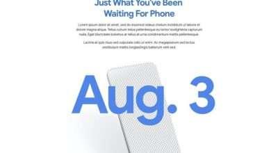 صورة جوجل Pixel 4a قادم رسميًا في 3 أغسطس وهذا هو المتوقع