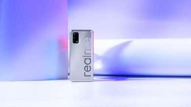 ريلمي في 5 - Realme V5 أول هاتف من عائلة V